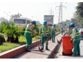 Đảm bảo vệ sinh môi trường nhân kỷ niệm 57 năm giải phóng Thủ Đô