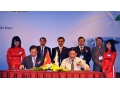 Phát triển hợp tác với Hàn Quốc trong lĩnh vực công nghiệp môi trường